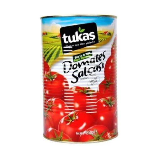 TUKAS DOMATES SALCA 4350G TENEKE resmi