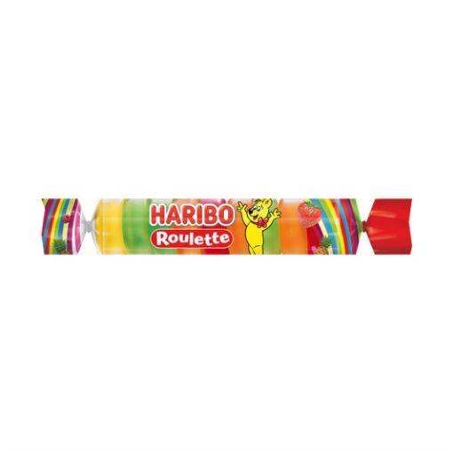 HARIBO ROULETTE 45GR resmi